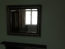 Bathroom Mirrors Gumtree bathroom mirror | in loughborough, leicestershire | gumtree