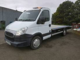 IVECO DAILY 2013 RECOVERY/TRANSPORTER