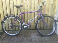 BIKE FOR SALE, TOWN/TOURING TYPE.