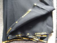 High quality Dormeuil Tonik fabric in suit length