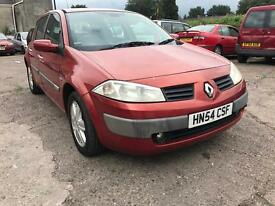 RENAULT MEGANE DYNAMIQUE LONG MOT 16V 1598CC PETROL NATIONWIDE DELIVERY *BARGAIN*