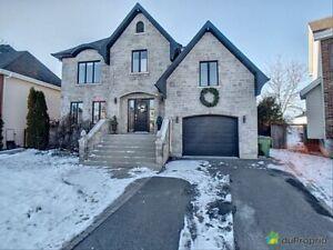 528 000$ - Maison 2 étages à vendre à Chambly