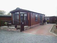 Luxury Wooden Lodge