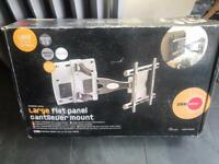 Omnimount Large FLat panel TVs cantilever mount ( in box ) never opened