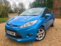 Ford Fiesta Zetec S *Watch Video* TDCI £20 Tax New MOT & Service Nearly a Full Ford Service History