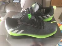 Adidas Messi football boots size 4 worn once