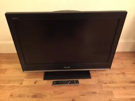 "Sony LCD colour 32"" TV"