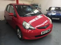 Lovely 2007 Honda Jazz 1.4 se petrol with only 60000 miles and honda reliability dont miss it