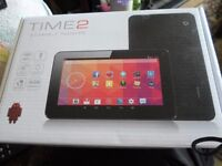 """TIME 2 *MB 7"""" TABLET NEW!"""