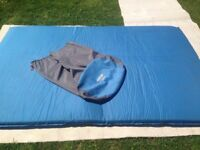 Vango Comfort 10cm Double Self Inflateable Bed