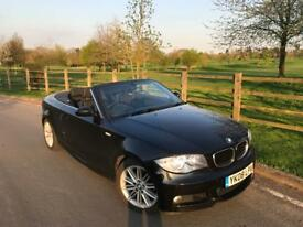 Bmw 1 series coupe convertible msport