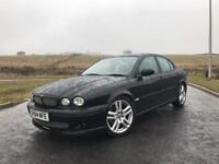 Ardan edition Jaguar 3.0 x type V6 27k FSH 1 years mot