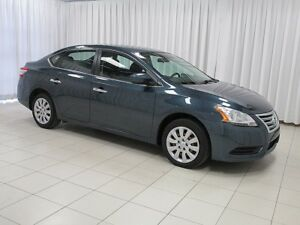 2014 Nissan Sentra PURE DRIVE SEDAN.  GREAT PRICE !!  TEST DRIVE