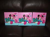 Minnie Mouse Prints