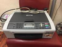 Brother printer, fax , tel, scanner extra