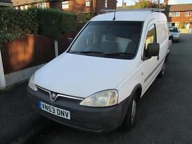 Vauxhall Combo 1.7 DI Van