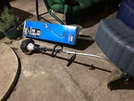 Mac alister petrol strimmer ( used only once) x x x x x x x x x x x x x