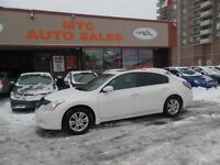 2012 Nissan Altima 2.5S CVT Automatic Great Gas Mileage, Lots of