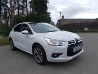 2013 13 CITREON DS4 1.6 HDI DSTYLE 5 DOOR DIESEL HATCHBACK CALL 07791629657