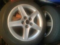 5 star mags with tires 205 55 16
