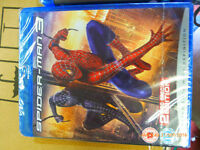 Spider -man 3 2 disc special edition blu-ray