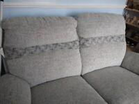 SCS reclining sofa