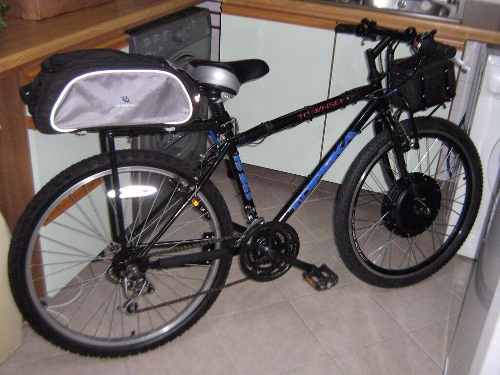 electric mountain bike fast 1000 watt model in. Black Bedroom Furniture Sets. Home Design Ideas