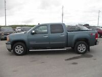 2011 GMC Sierra 1500 SLT, Z71 Off Road Package, Sask Tax Paid, R