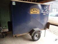 6 x 4 Conway Box Trailer for Kart racing