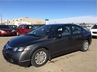 2010 Honda Civic *AUTOMATIC*LOW KM  FINANCING AVAILABLE