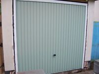 Garage Door - as new