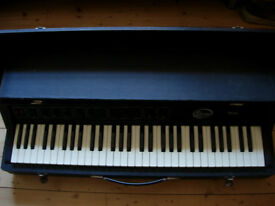 Rare Elvins first UK touch sensitive electric piano-authentic 1960s sound-Rhodes/Wurlitzer