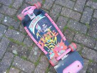 Vintage original Skateboard.
