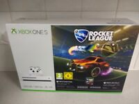 Brand New 500GB Rocket League Xbox Bundle & 3 Months X Box Live Gold