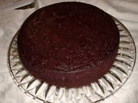Made to order traditional West Indian black Cake
