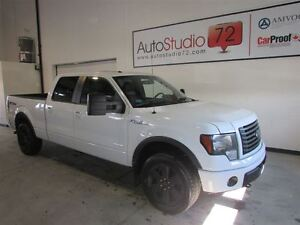 2011 Ford F-150 FX4 CREW *CUIR**TOIT**ECOBOOST*