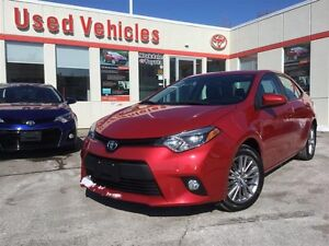 2014 Toyota Corolla ****SOLD SOLD SOLD**** TECH PK