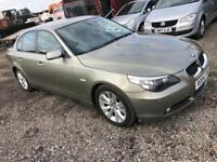 2004 BMW 5 Series 2.5 525i SE 4dr Automatic