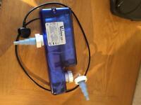 TMC VECTON 300 uv steriliser with a 16 watt bulb for fish tank
