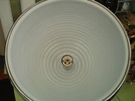 Chrome Pendant Light Fitting