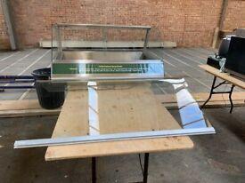 Electric Countertop Warm Food Display