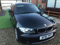 BMW 118D es 6 speed manual 2 owners service history