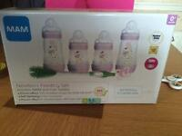Newborn feeding sets! New not been opened