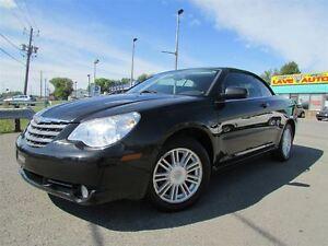 2009 Chrysler Sebring TOURING CONVERTIBLE A/C AUTO BAS KM (85000