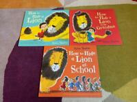 How to Hide a Lion Collection