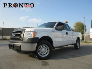 2013 Ford F-150 4WD SuperCab 145''