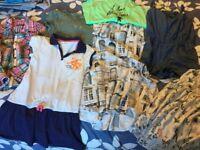 Girls summer bundle. Age 9-10 years