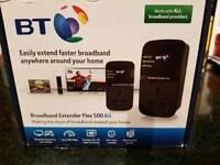 Bt broadband extender flex