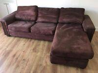 Sofa bed, coat hanger