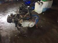 Gilera Runner DNA 125 Engine 4 Stroke
